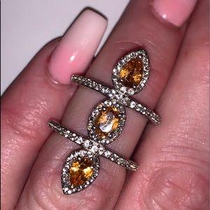 Santa Madeira citrinet ring